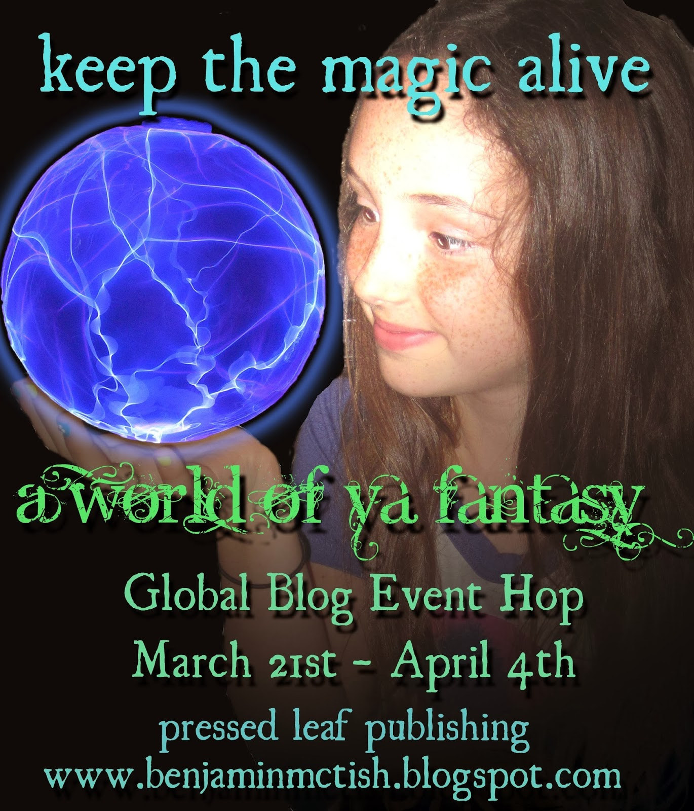 vvb32 reads: A World of YA Fantasy HOP