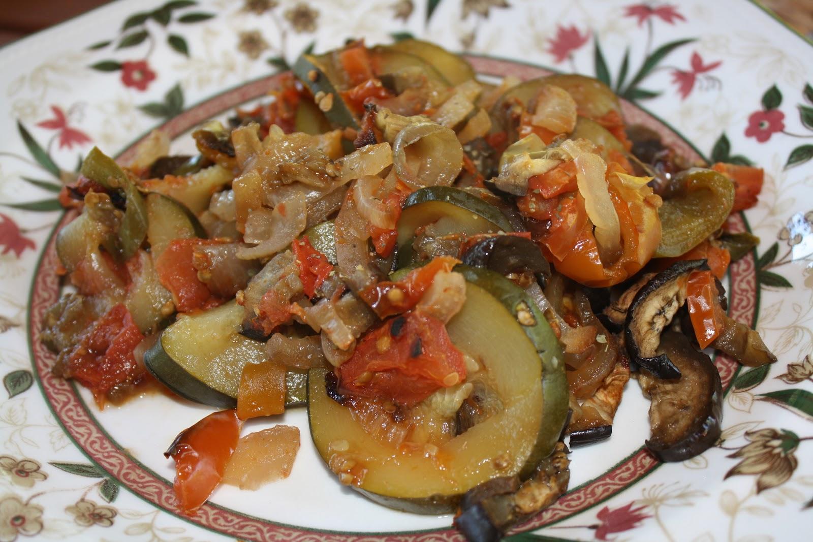 La dieta mediterr nea de nuestra familia verduras al - Cocinar verduras para dieta ...