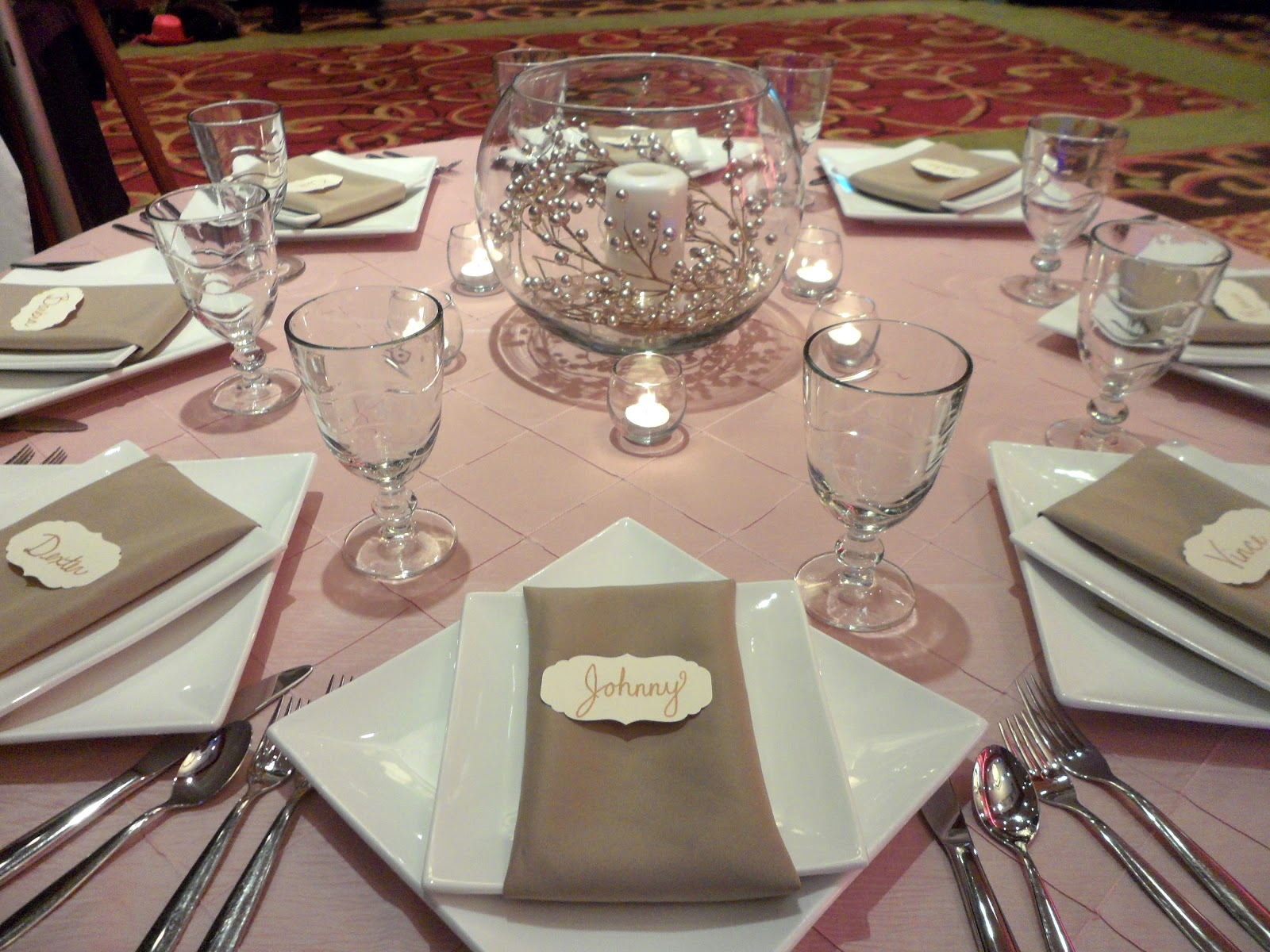 Pink Wedding ideas at Embassy Suites Lincoln | Elite Events Rental
