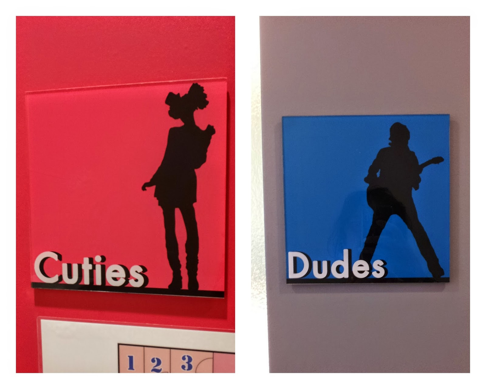 Bathroom Signs Japan top gun girls in japan