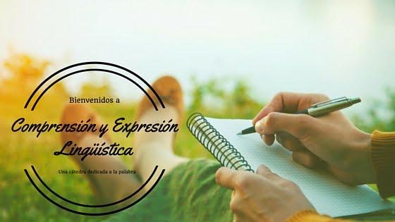 Comprensión y Expresión Lingüística