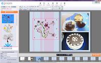 Pixum Fotobuch Software Grafik einfügen