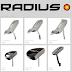 Radius Putters 英国製 CNC削りだしパター
