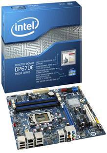 Placa mãe Intel® DP67DEB3