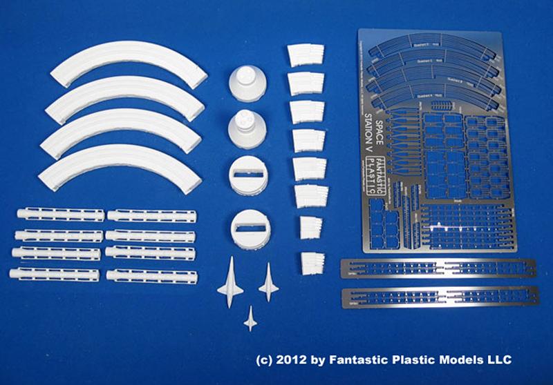 orion spacecraft plastic model kit fantastic - photo #7
