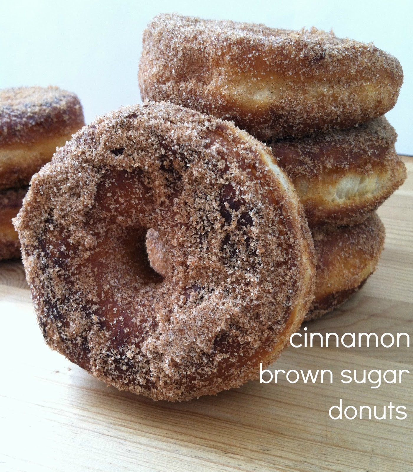 Brown Sugar Cinnamon Cinnamon Brown Sugar Donuts