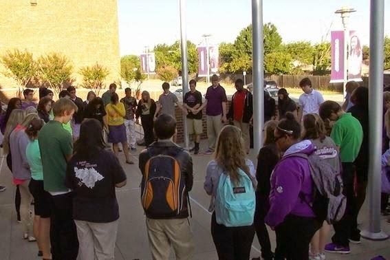 Essay/Term paper: Prevent coercive prayer in public schools
