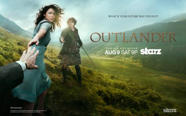 Outlander on Starz