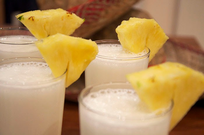Pina Colada Cocktail Recipe Rum Party
