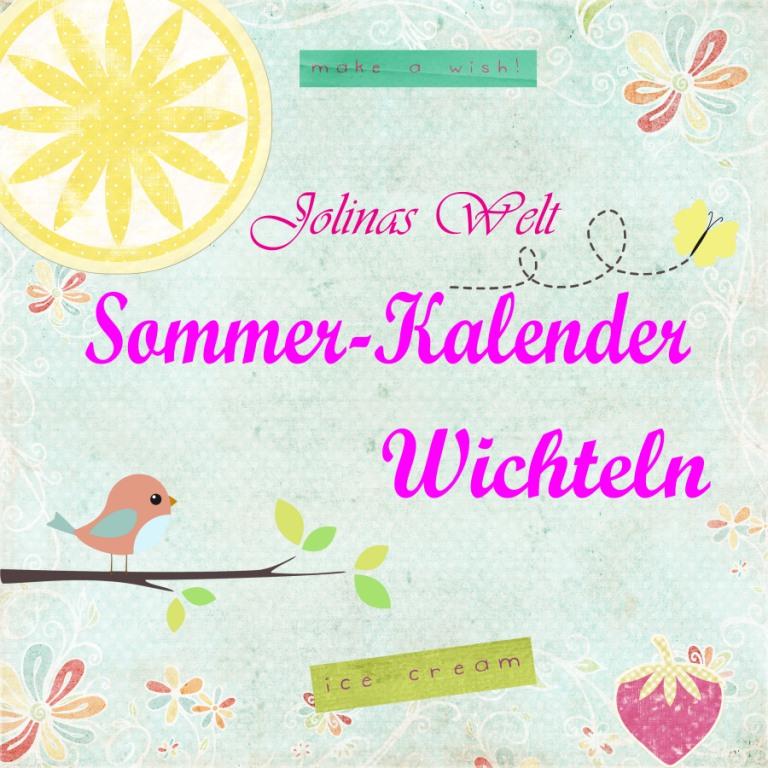 Sommer-Wichtel-Kalender