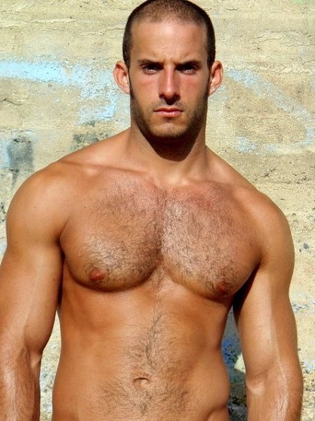 Mermanslair Guy pics: Hairy Men Chest Pics (Body Hair is so hot)