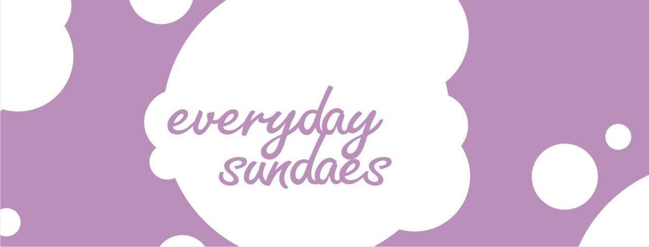everyday sundaes