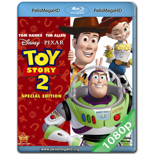 TOY STORY 2 (1999) FULL 1080P HD MKV ESPAÑOL LATINO