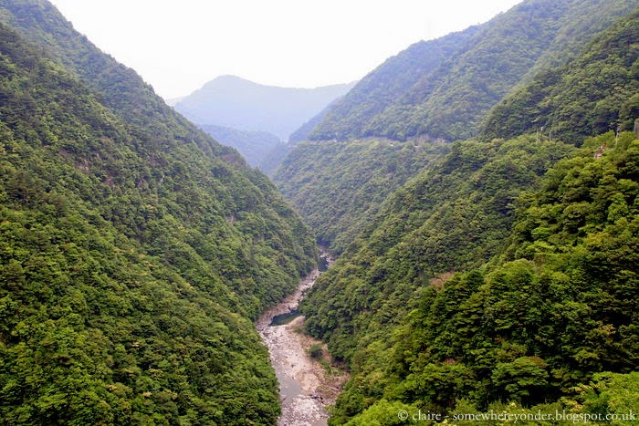 Iya Valley - Shikoku, Japan