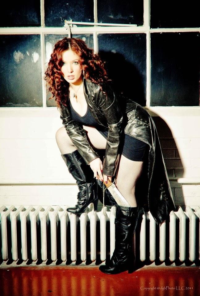 http://chameequa.deviantart.com/art/Rachel-Morgan-I-m-a-white-witch-dammit-340354645