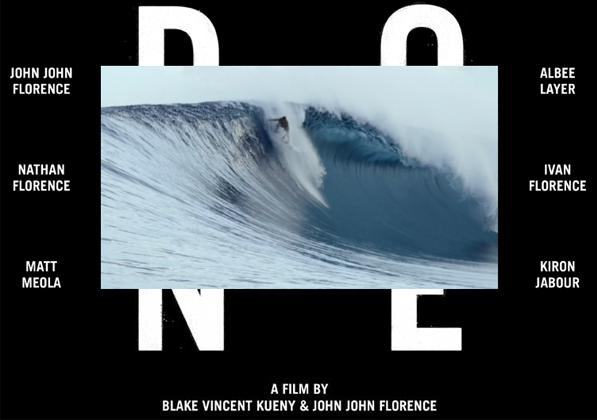 Done, la nueva película de John John Florence
