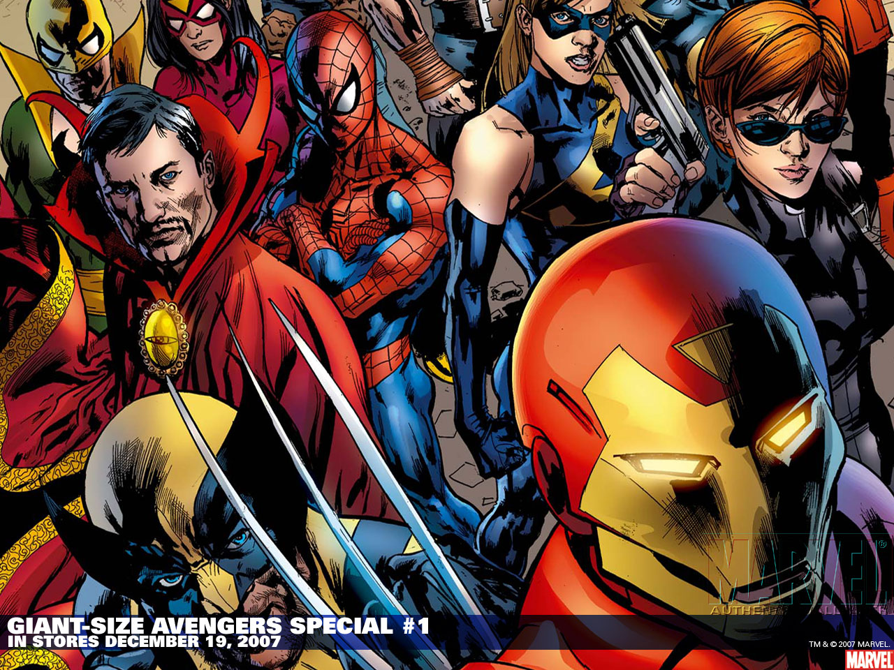 Todo de marvel comics