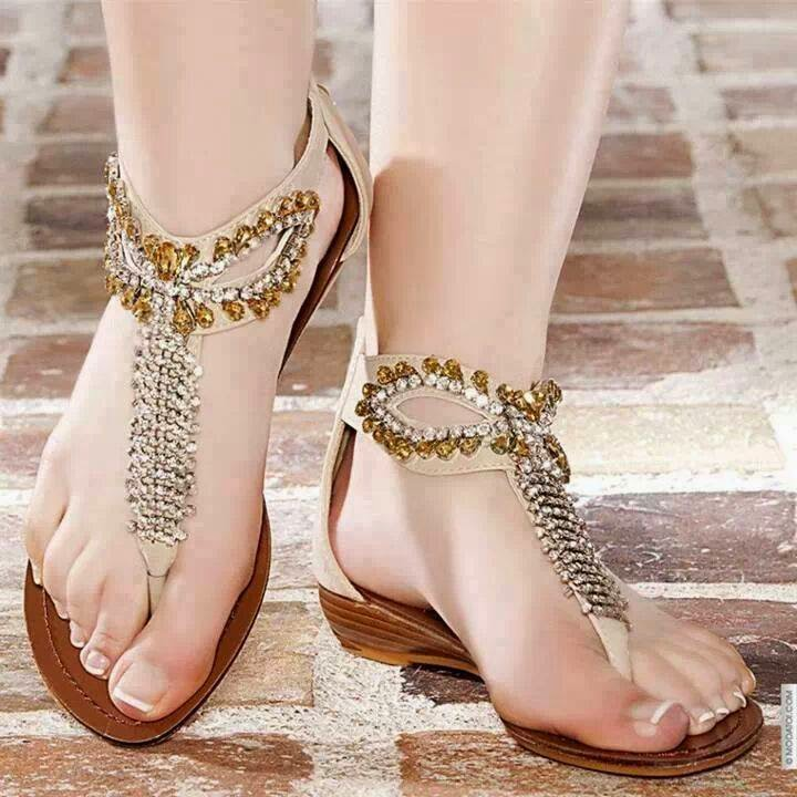 Women Shoes Trends....