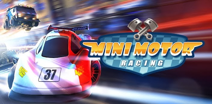 Mini Motor Racing APK-Game Racing Terbaik