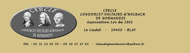 Cercle Condorcet-Voltaire-D'Holbach de Normandie