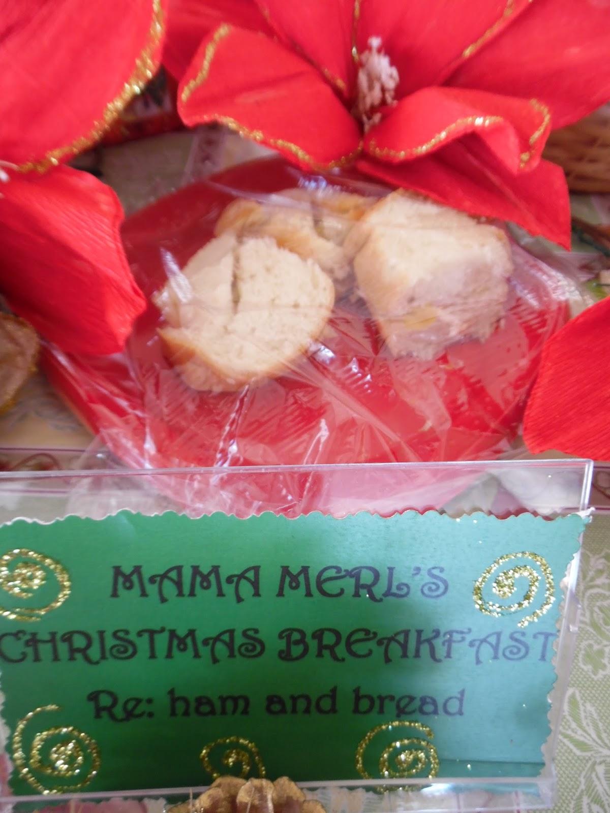 Trini Treats @ NTA Christmas Cookout   Trini Treats