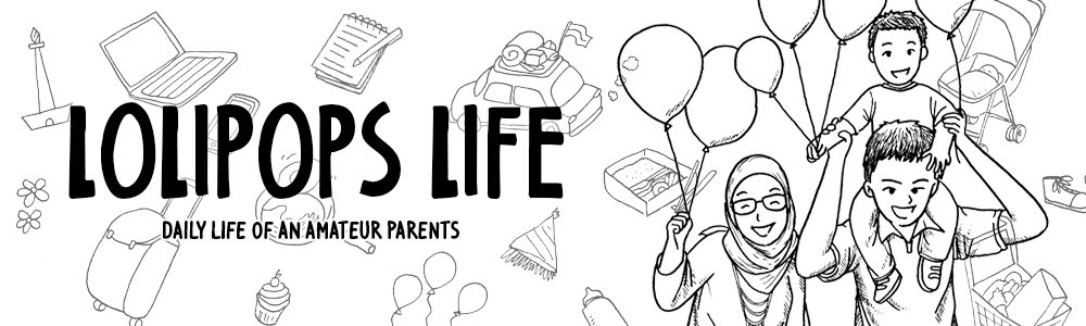 lolipops life - daily life of an amateur parents