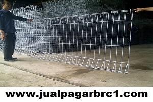 JUAL PAGAR BRC GALVANIS