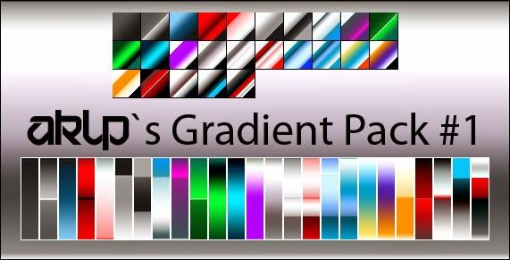 AKLPs Gradient Pack