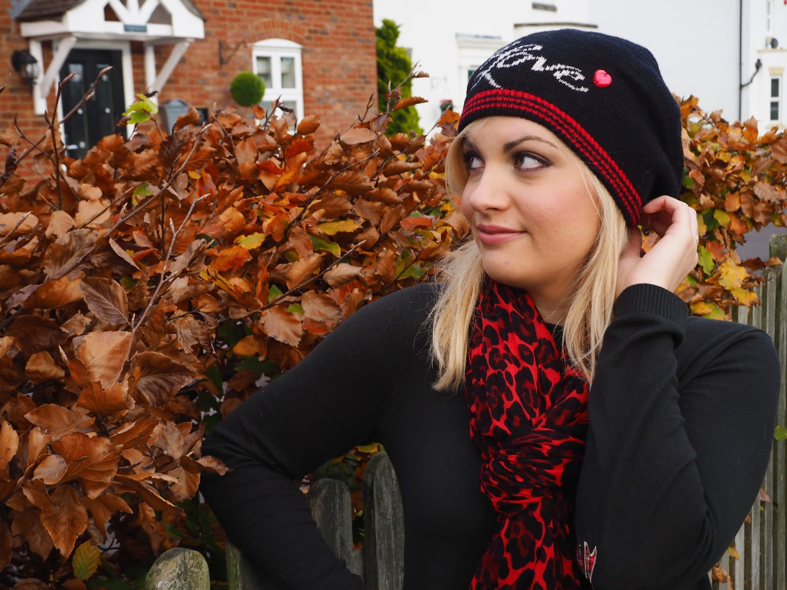 Love A Hat: Outfit   Katie Kirk Loves