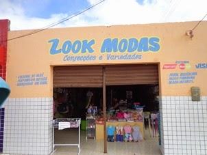 Look Modas - Rua do Cruzeiro, Centro - Espírito Santo/RN