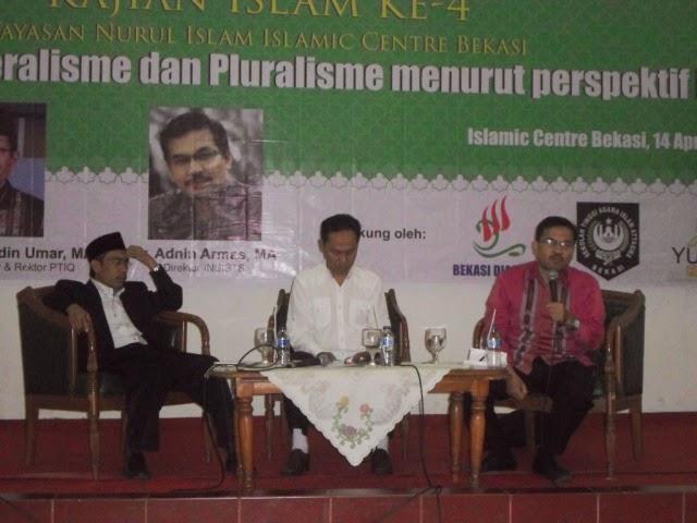 INSIST: Liberalisme Merusak Akidah Umat Islam