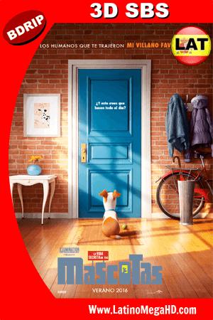 La Vida Secreta de tus Mascotas (2016) Latino Full 3D SBS BDRIP 1080P ()