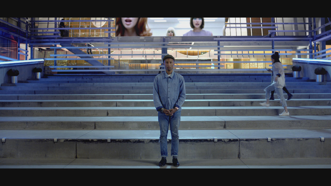 Pharrell Williams - Freedom Cover