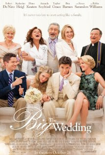The Big Wedding (2013 &#8211; Robert De Niro, Diane Keaton and Katherine Heigl)