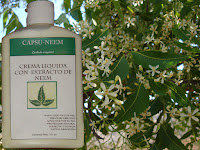 CREMA  LIQUIDA CON EXTRACTO DE NEEM