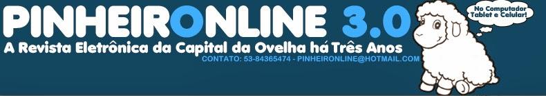 PinheirOnline - - A Revista Eletrônica da Capital da Ovelha