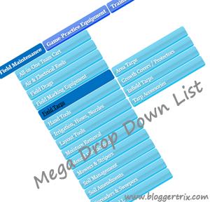 Attractive+CSS3+Mega+Drop+Down+Menu+Bar