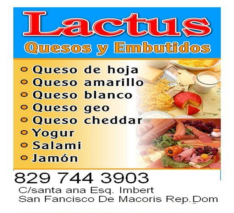 Lactus Quesos y Embutidos