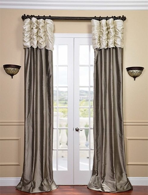 Modern Furniture 2014 New Traditional Curtain Designs Ideas