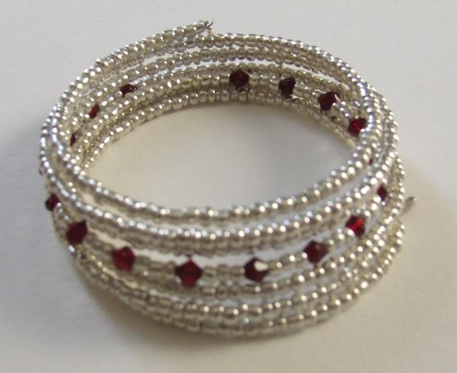 Memory Wire Bracelet Designs