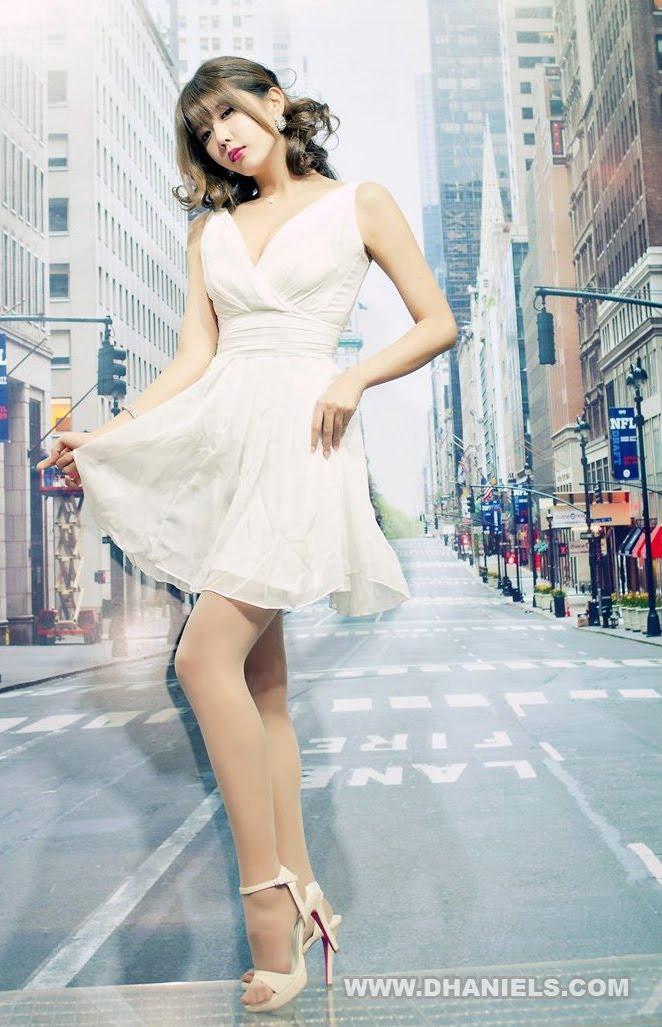 foto cewek cantik dengan kaki yang seksi   untuk2download
