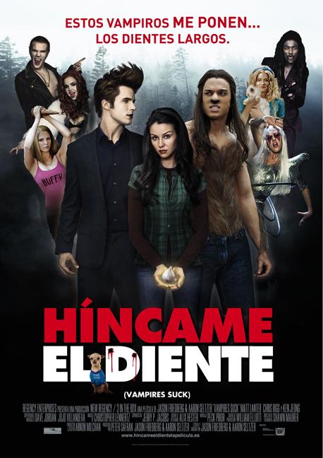 Vampires Suck Hincame el diente (2010) [Latino]