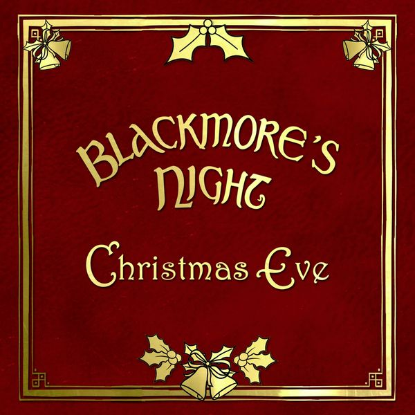 Portada del single Christmas Eve de BLACKMORE'S NIGHT en 2013