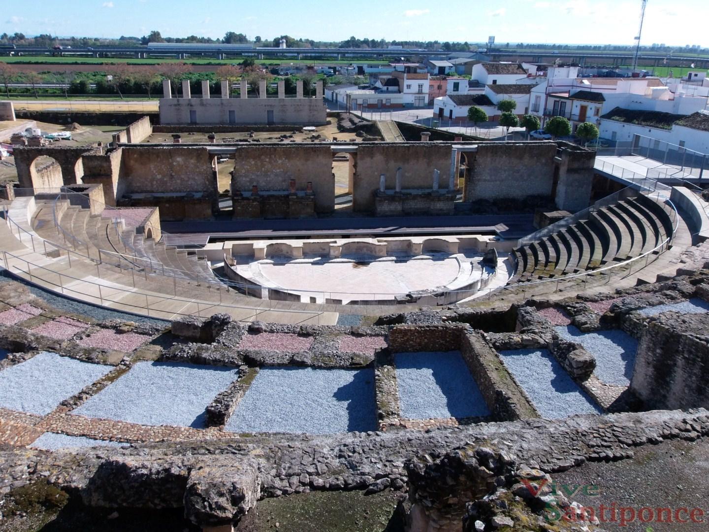 Teatro Romano de Santiponce