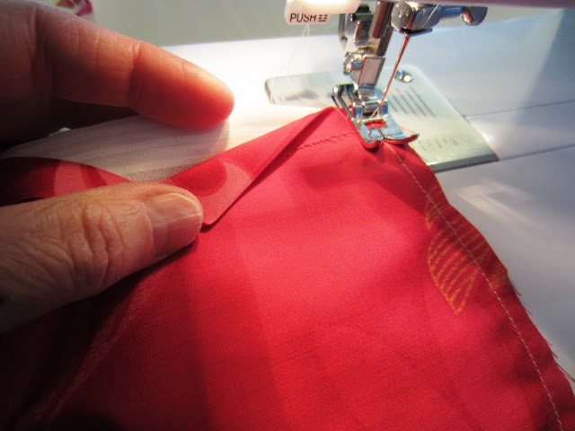 sew a cloth purse