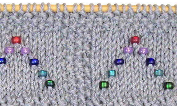 Knitting With Beads Book : Beadlust writing publishing beading books part