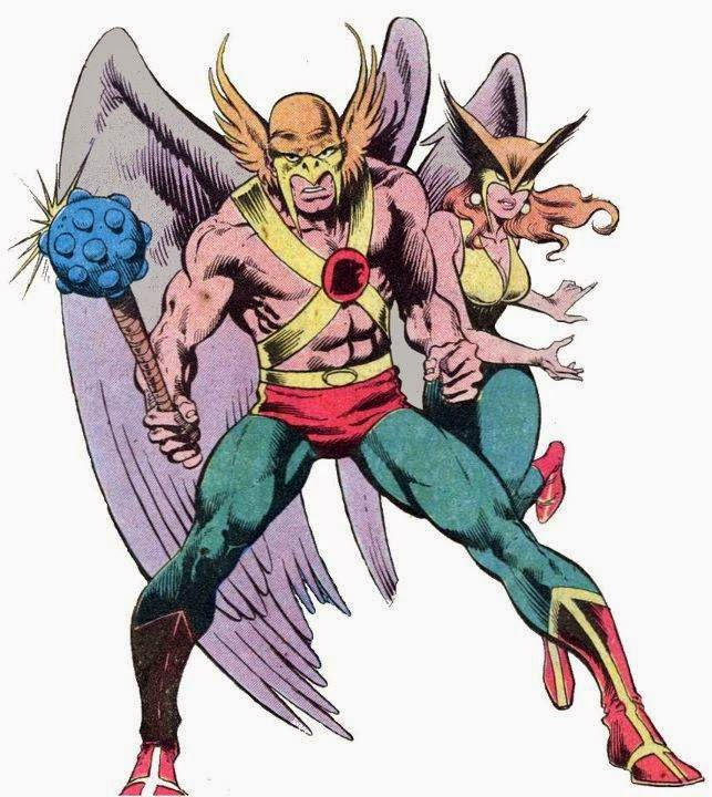 Hawkgirl: Bronze Age Babies: Discuss: Hawkman (and Hawkgirl