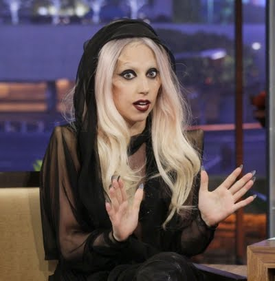 Lady Gaga Fashion Icon. Fashion Icon?