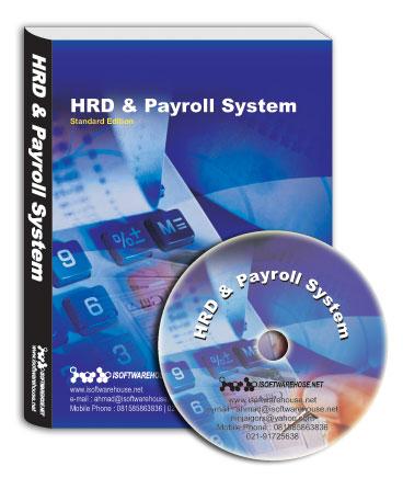 Software Pay Roll - HRD Ekonomis