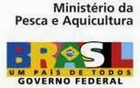 SITE DO MINISTÉRIO DA PESCA